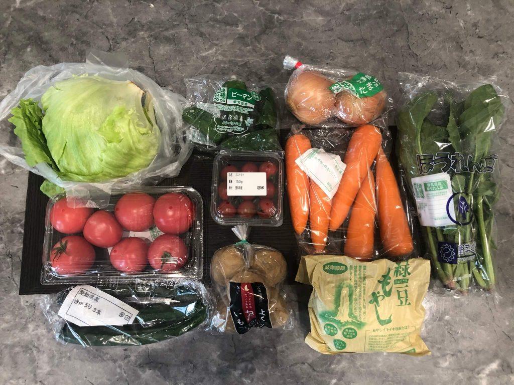 東海コープ(ぎふ・あいち・みえ)の野菜とミールキットの口コミと評判55