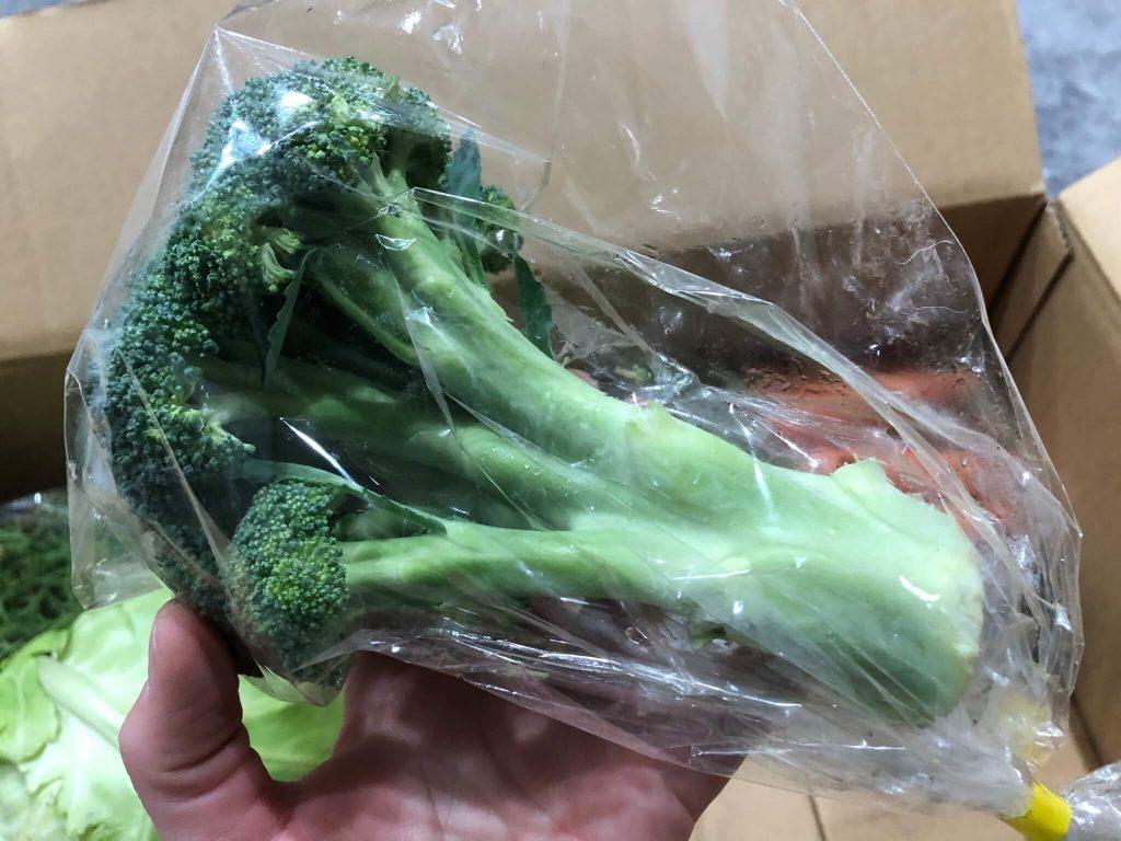 茨城県産の無農薬・有機野菜の宅配「コトコトファーム」の野菜セットの口コミ21