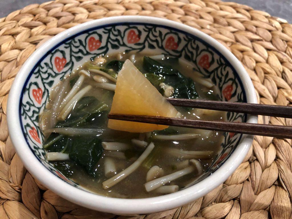 茨城県産の無農薬・有機野菜の宅配「コトコトファーム」の野菜セットの口コミ35