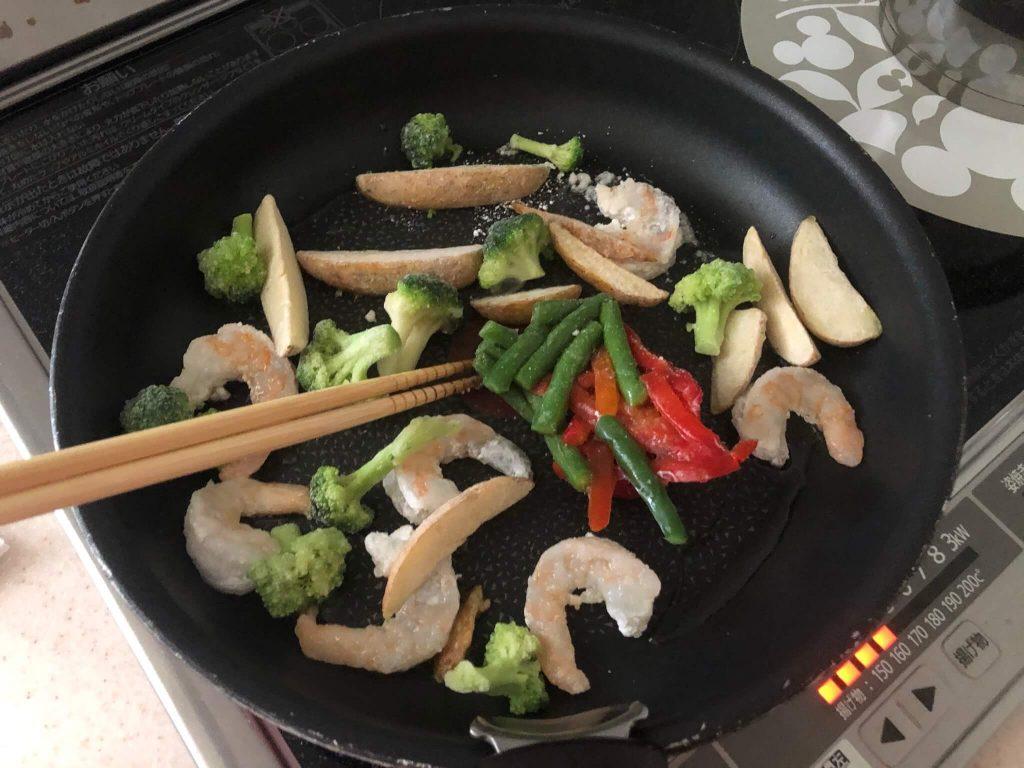 茨城県産の無農薬・有機野菜の宅配「コトコトファーム」の野菜セットの口コミ36