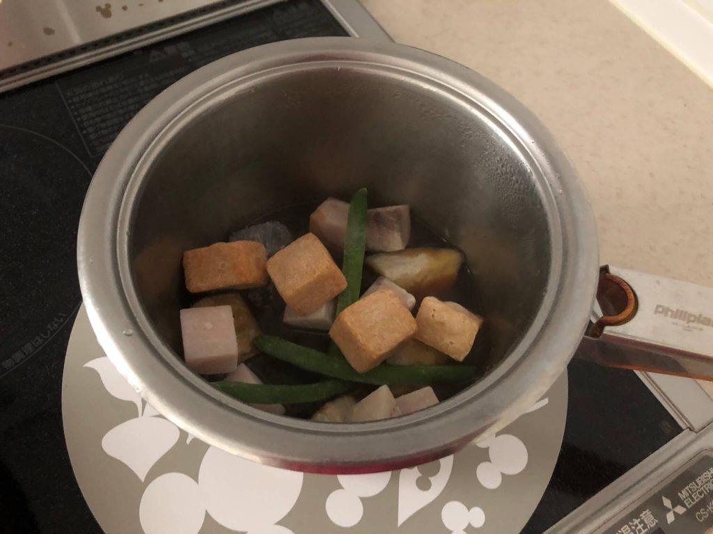 茨城県産の無農薬・有機野菜の宅配「コトコトファーム」の野菜セットの口コミ37