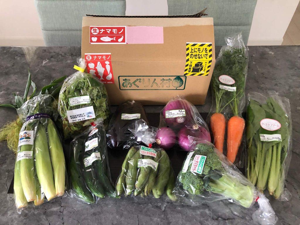 愛知県・長久手市の直売所と野菜宅配の「あぐりん村」の感想と口コミ16