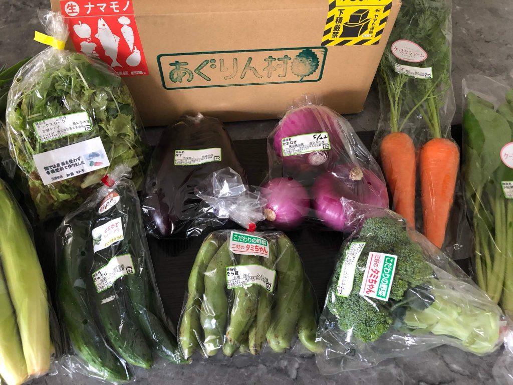 愛知県・長久手市の直売所と野菜宅配の「あぐりん村」の感想と口コミ17