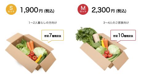 茨城県産の無農薬・有機野菜の宅配「コトコトファーム」の野菜セットの口コミ5