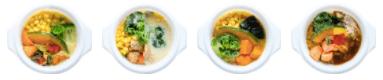 ウェルネスダイニングの「野菜を楽しむスープ食」8個セットをお試し・口コミ8