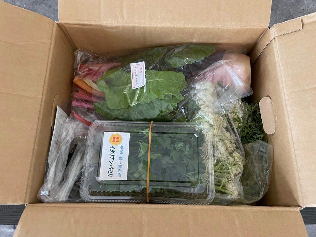 三浦野菜市場のお試し・他社の野菜宅配との比較と口コミ11
