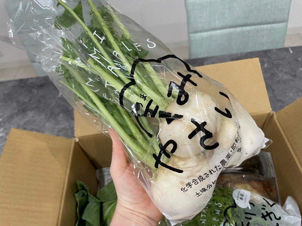【口コミ】長野産の有機野菜宅配「のらくら農場」25