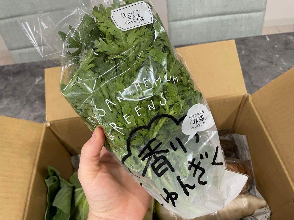 【口コミ】長野産の有機野菜宅配「のらくら農場」27