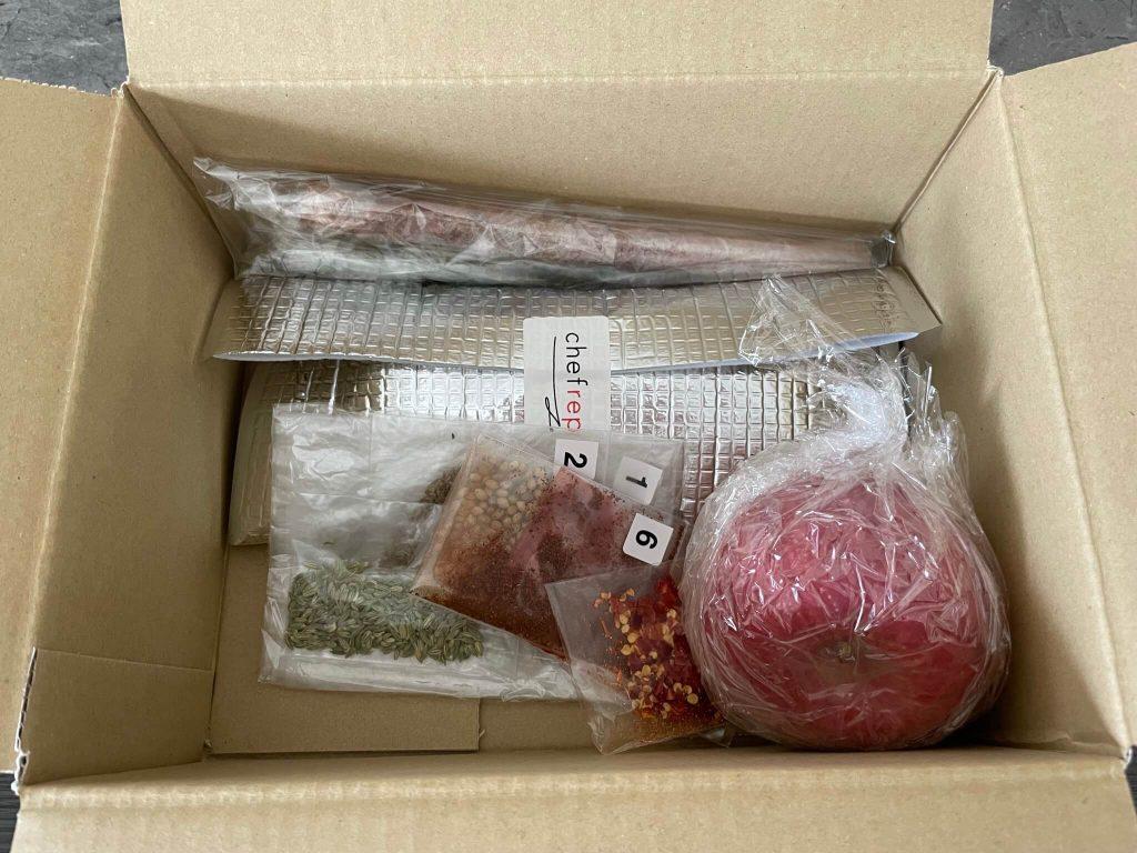 本格料理・高級ミールキットのchefrepi(シェフレピ)の口コミ・定期購入6月鴨・ラム肉12