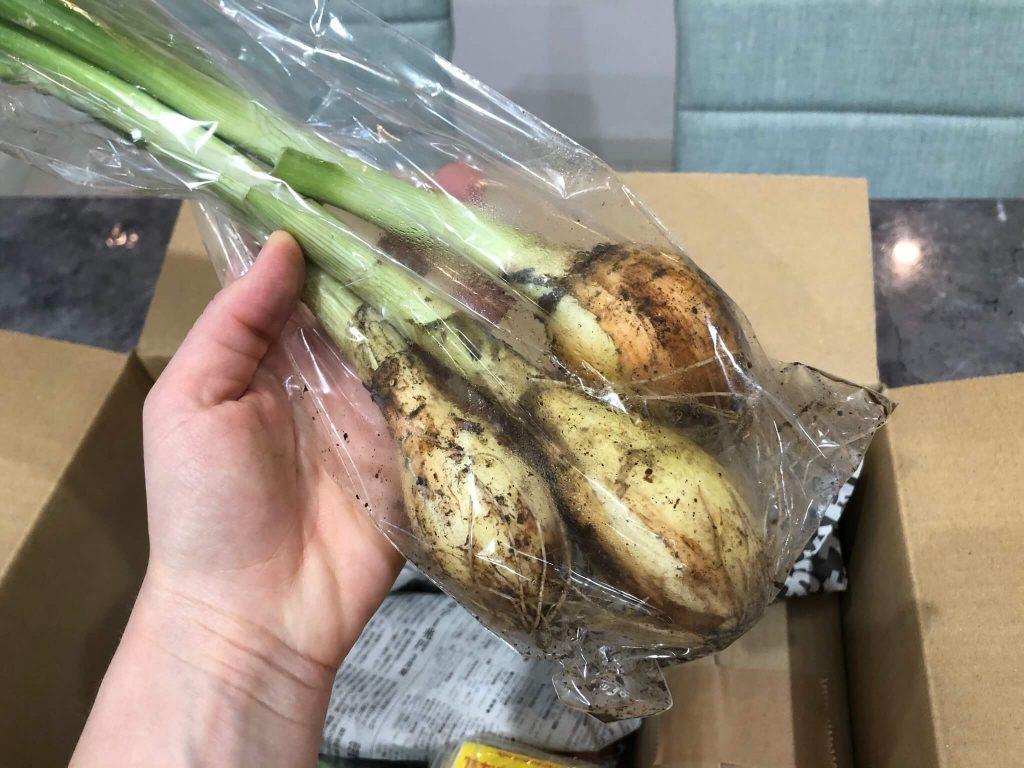 奈良の化学肥料・化学農薬不使用野菜宅配サービス「さん・らいふ」の口コミと評判36