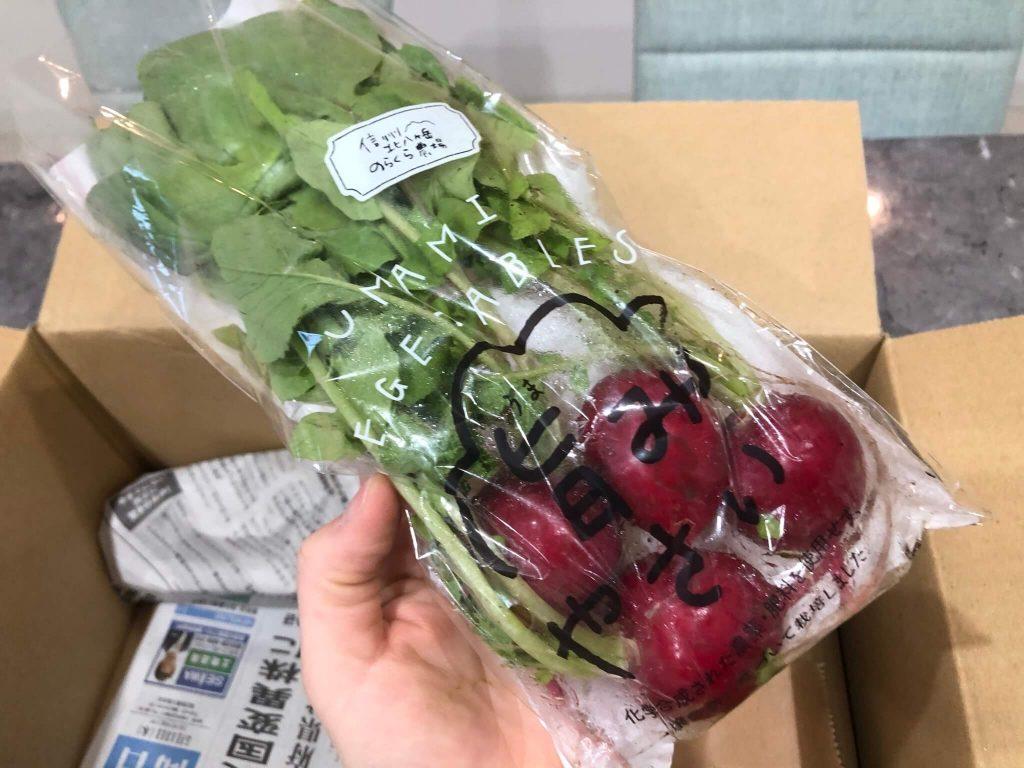 奈良の化学肥料・化学農薬不使用野菜宅配サービス「さん・らいふ」の口コミと評判40