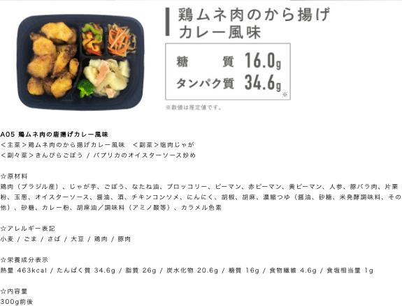 高たんぱく質・低糖質の宅配冷凍弁当「resoot home」(リソートホーム)の口コミ12