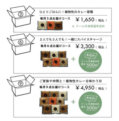 野菜たっぷり・無添加完全菜食の本格カレー宅配「Makarimo Curry」の口コミと評判33