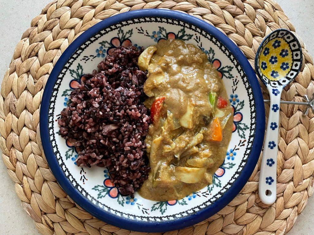 野菜たっぷり・無添加完全菜食の本格カレー宅配「Makarimo Curry」の口コミと評判28