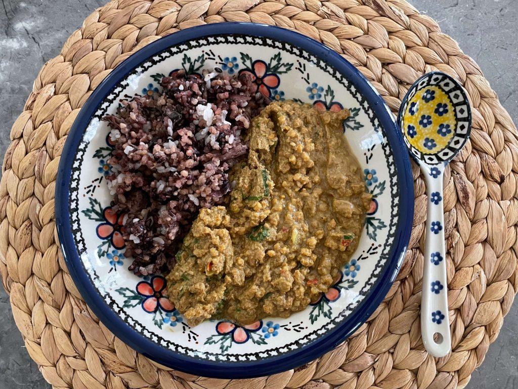 野菜たっぷり・無添加完全菜食の本格カレー宅配「Makarimo Curry」の口コミと評判37