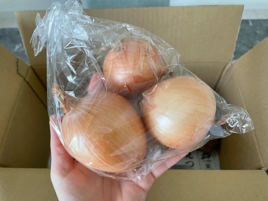 京都市の無農薬・有機肥料のオーガニック野菜宅配「あらい農園」の口コミ25
