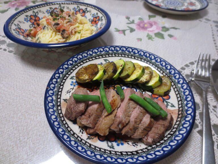 本格料理・高級ミールキットのchefrepi(シェフレピ)の口コミ・定期購入6月鴨・ラム肉55