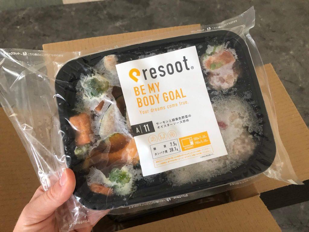 高たんぱく質・低糖質の宅配冷凍弁当「resoot home」(リソートホーム)の口コミ14