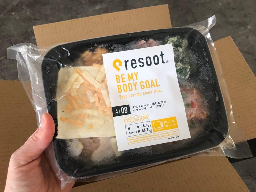 高たんぱく質・低糖質の宅配冷凍弁当「resoot home」(リソートホーム)の口コミ16