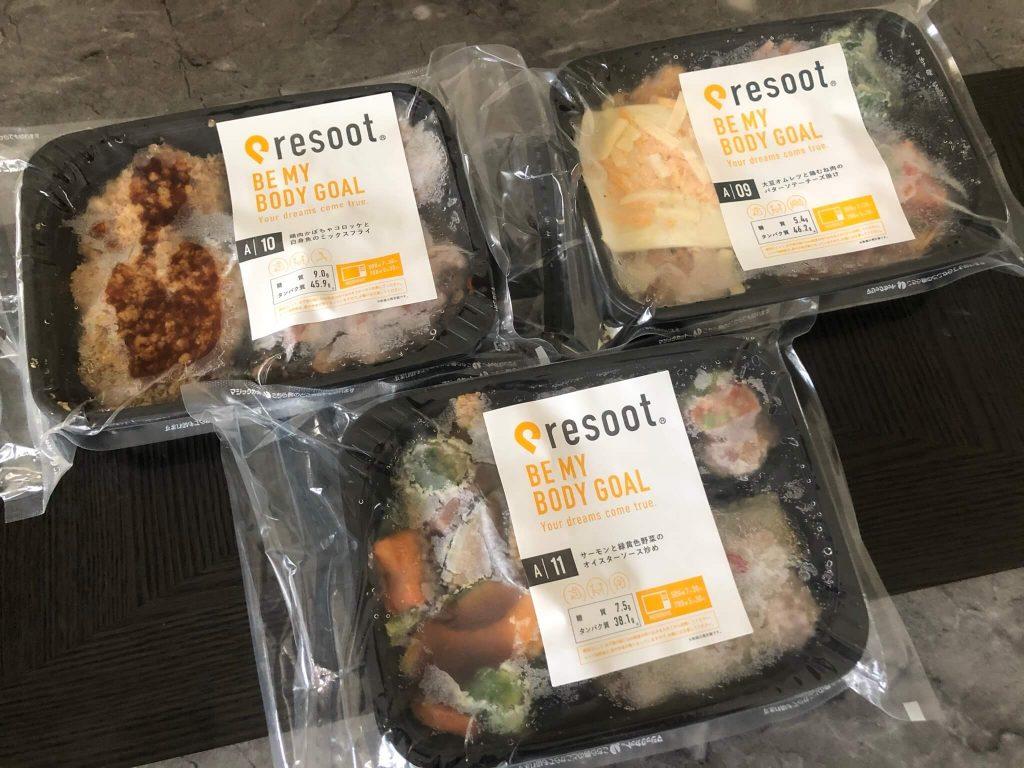 高たんぱく質・低糖質の宅配冷凍弁当「resoot home」(リソートホーム)の口コミ39