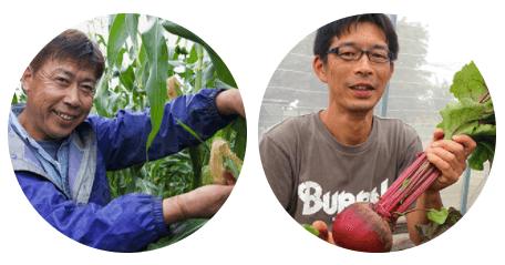 東京野菜カンパニー:東京産の低農薬・無農薬野菜宅配3