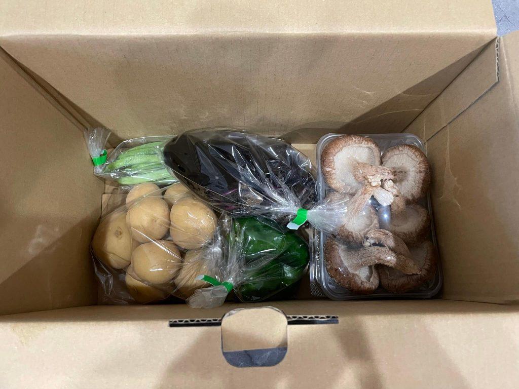 イオンのネットスーパー「おうちでイオン」は便利?有機野菜セットの口コミと評判13