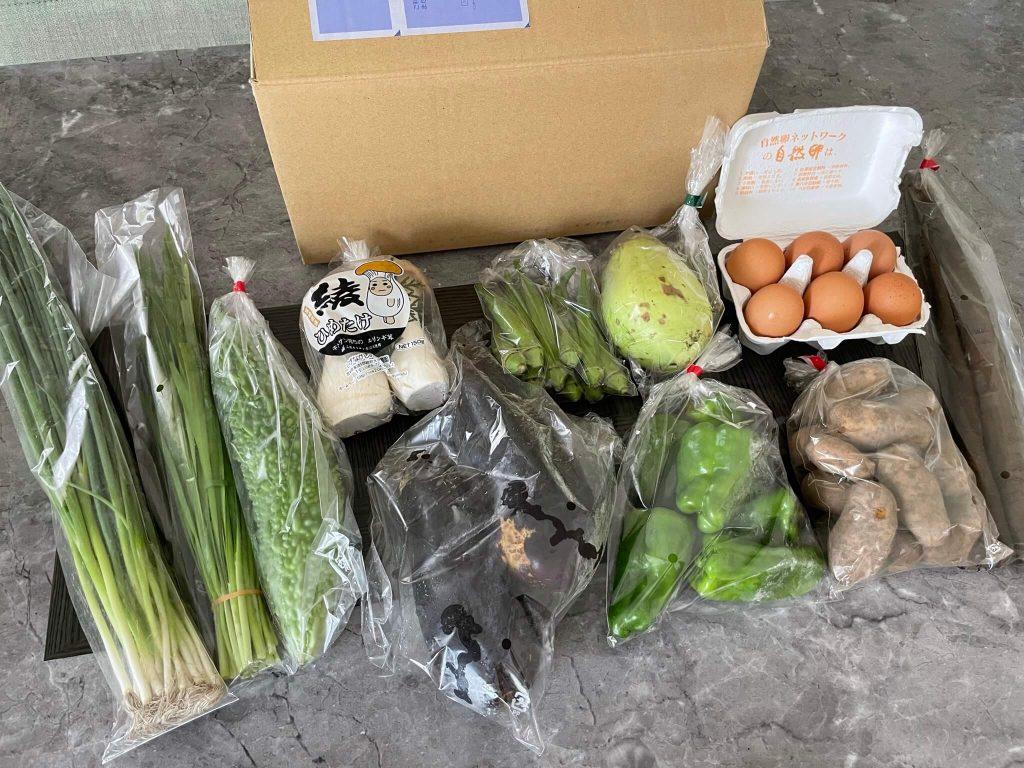 宮崎県の有機野菜宅配「自然食品店.com」のオーガニック野菜セットの口コミ28