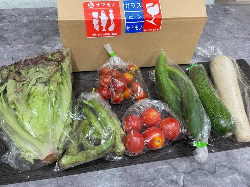 SUN SMILE(サンスマイル):無農薬・無肥料野菜と無添加食品の宅配サービスの口コミ・評判24