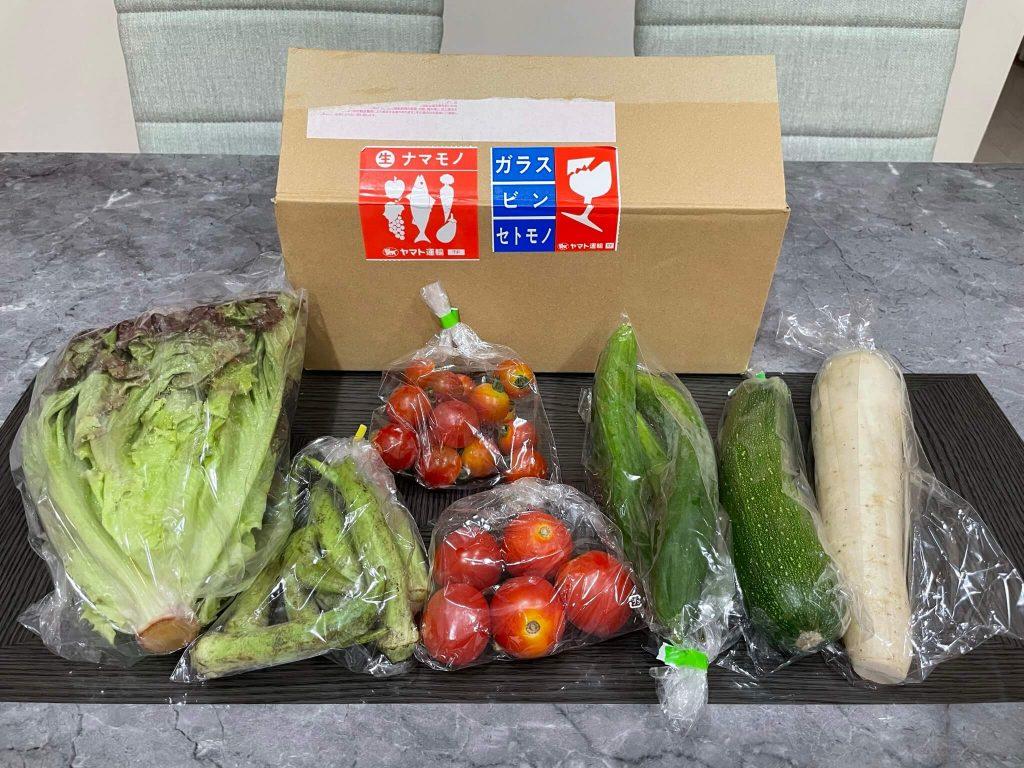 SUN SMILE(サンスマイル):無農薬・無肥料野菜と無添加食品の宅配サービスの口コミ・評判23