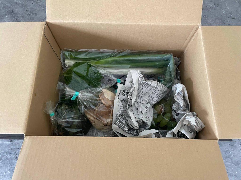 東京野菜カンパニー:東京産の低農薬・無農薬野菜宅配12