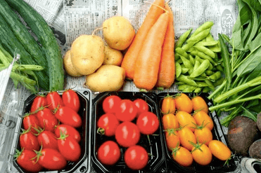 福岡・糸島の有機野菜・自然栽培野菜宅配の松の実ファーム:口コミ3