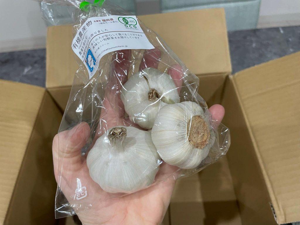 福岡・糸島の有機野菜・自然栽培野菜宅配の松の実ファーム:口コミ24