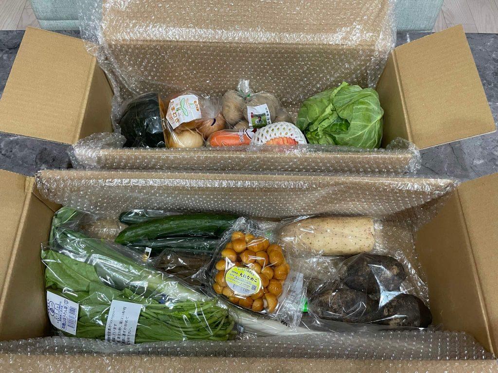 野菜ソムリエが評価:有機野菜宅配「土の味」の評判と口コミ17