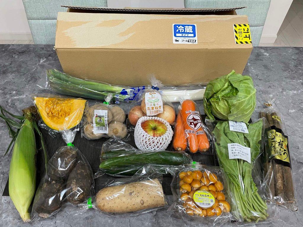 野菜ソムリエが評価:有機野菜宅配「土の味」の評判と口コミ45